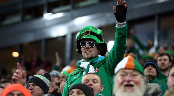 Ирландия – Дания: где смотреть онлайн матча плей-офф отбора к ЧМ-2018