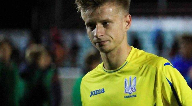 Лукьянчук об автоголе в матче с Англией: Очень переживал, но команда меня поддержала