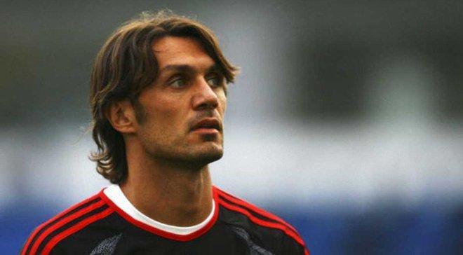 Мальдини: Не могу представить чемпионат мира без Италии