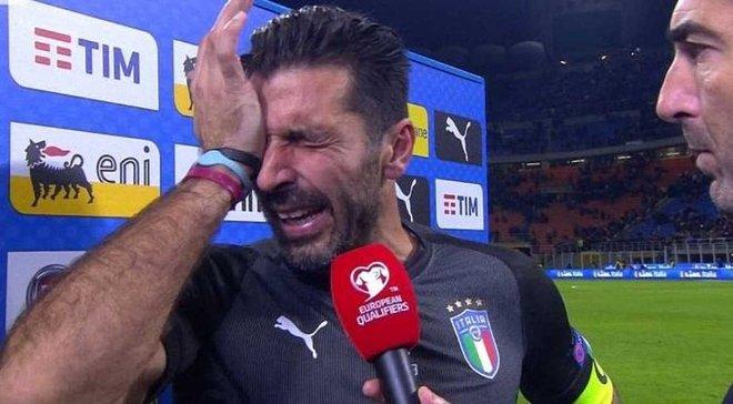 Топ-новости: Италия пропустит Чемпионат мира впервые за 60 лет, Кабмин выделил миллионы на ремонт Олимпийского перед финалом ЛЧ