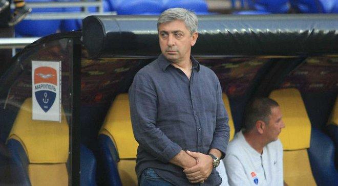 Севидов: Знаю причины неудач Мариуполя, но говорить не буду