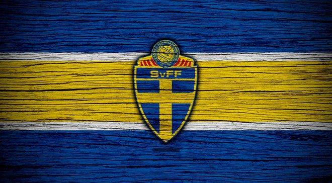 Игроки сборной Швеции разнесли студию Eurosport прямо на поле, празднуя выход на ЧМ-2018