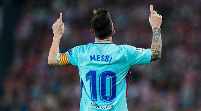 Якщо мене не обманули, то Мессі вже продовжив контракт з Барселоною, – президент Ла Ліги Тебас
