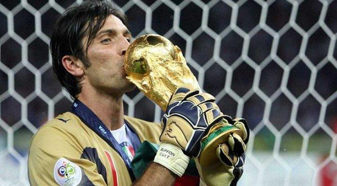 6 самых запоминающихся матчей Джанлуиджи Буффона в сборной Италии