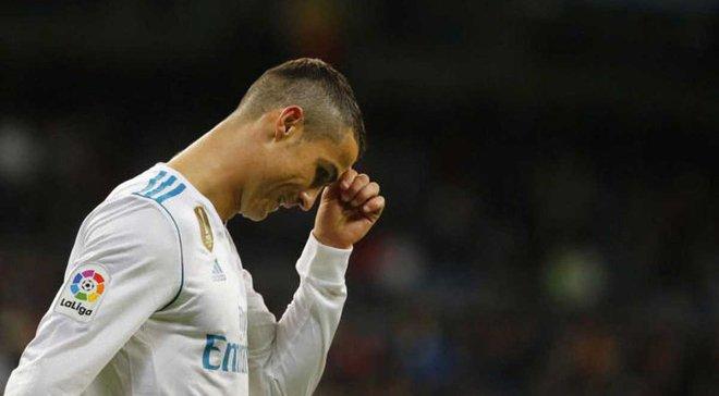 Роналду надеялся, что Реал предложит ему контракт, как у Иньесты, – СМИ