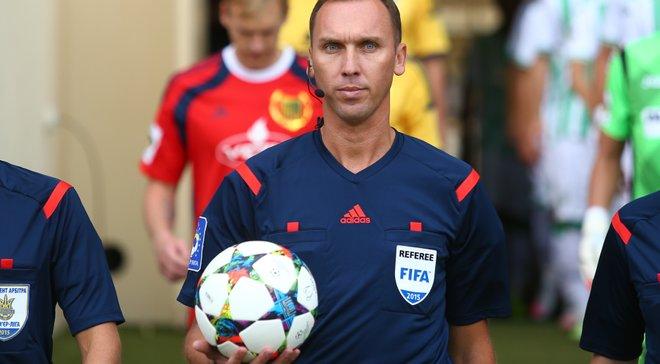 Дердо розсудить матч Зірка – Динамо та інші суддівські призначення на 16-й тур УПЛ