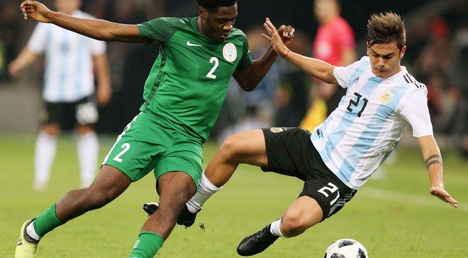 Аргентина впервые в своей истории проиграла, ведя в матче со счетом 2:0