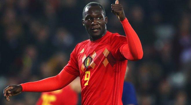 Лукаку стал лучшим бомбардиром в истории сборной Бельгии