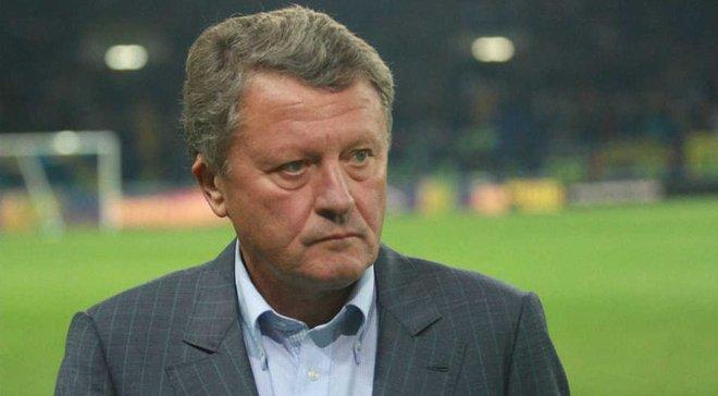 Маркевич: Скучаю по тренерской работе, однако не вижу в чемпионате Украины серьезных проектов