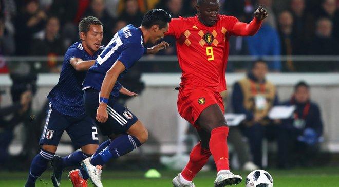 Матч Бельгія – Японія міг не відбутися через терористичну загрозу