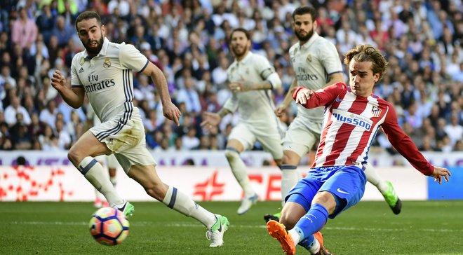 Атлетіко – Реал Мадрид – 0:0 – Відеоогляд матчу