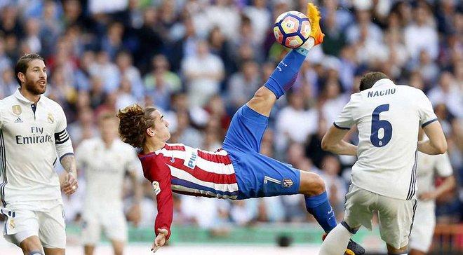Атлетіко – Реал: прогноз на матч 12 туру Прімери