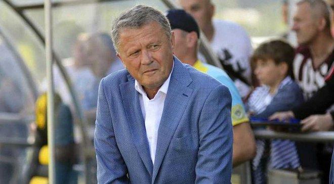 Маркевич: Я за то, чтобы во Львове проводилось максимальное количество матчей сборной Украины