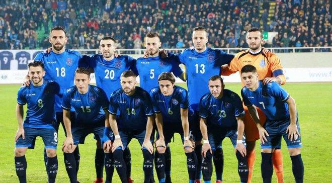 Ардин Даллку дебютировал за сборную Косово