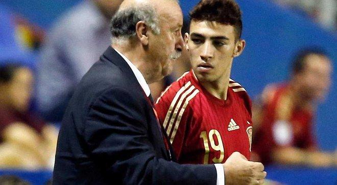 Марокко відправиться в CAS, щоб заявити Муніра на ЧС. Гравець уже грав за збірну Іспанії