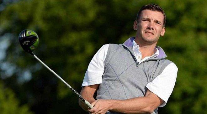 Шевченко: Я немного лучше играю в гольф, чем Владимир Кличко