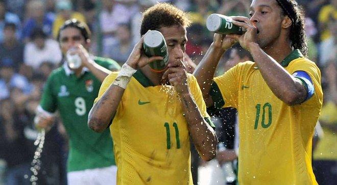 Роналдиньо: Неймар может решить судьбу чемпионата мира