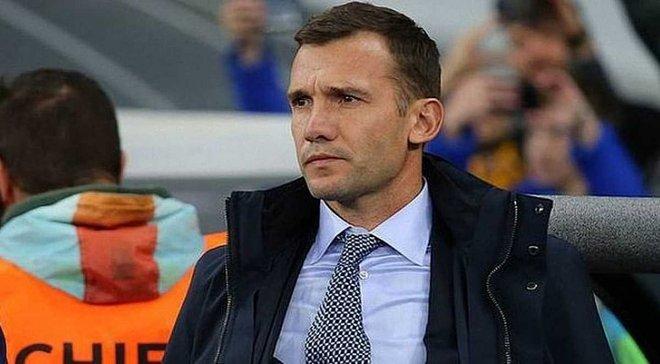 Шевченко: С детьми нянчиться всегда приятнее, чем с футболистами