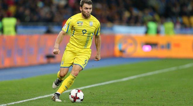 Караваєв розповів про різницю між грою за Зорю та збірну України