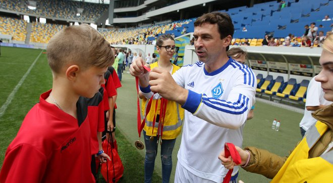 Ващук: Команда Шевченко не сопротивляется футболу