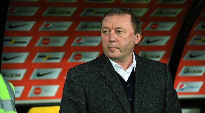 Шаран: Ми знали, що рано чи пізно заробимо очки в матчі проти Шахтаря або Динамо