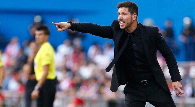 Сімеоне: Атлетіко зіграє проти найкращої команди світу