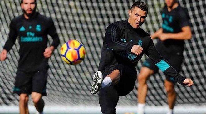 Роналду: Не согласен с критикой, меня оценивают исключительно по голам