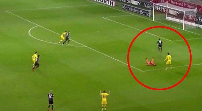 Бартра и Бурки привезли себе смешной гол в матче  Штутгарт – Боруссия Д