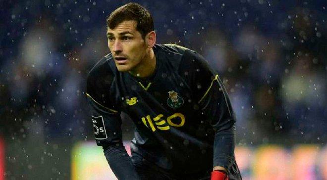 Касильяс пропустил курьезный гол, вернувшись в стартовый состав Порту