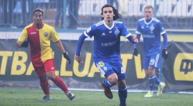 Шапаренко дебютував за Динамо, а Мбокані відзначився 4-м дублем