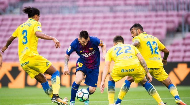 """Барселона може грати без глядачів на """"Камп Ноу"""" – Ла Ліга пригрозила серйозними санкціями"""