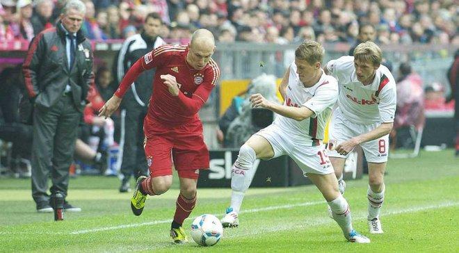 Баварія – перша команда, яка набрала 3000 очок у Бундеслізі