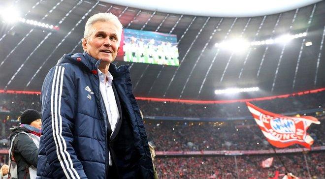 Хайнкес одержал 500 побед в Бундеслиге и установил 2 рекорда
