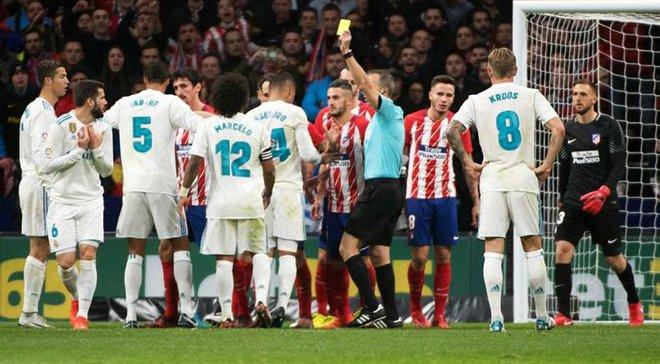 Реал хочет, чтобы арбитры на матчи определялись лотереей