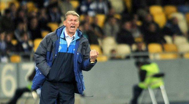 Блохин: Я не против вернуться в Динамо