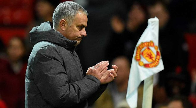 Манчестер Юнайтед установил рекордную сумму отступных за Моуринью