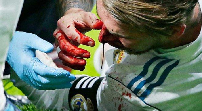 Рамос: Я готовий тисячу разів стекти кров'ю за футболку Реала