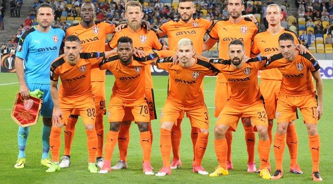 Скендербеу зіграв внічию в чемпіонаті Албанії перед матчем з Динамо