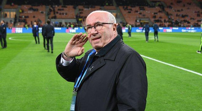Тавеккіо покинув посаду голови Федерації футболу Італії