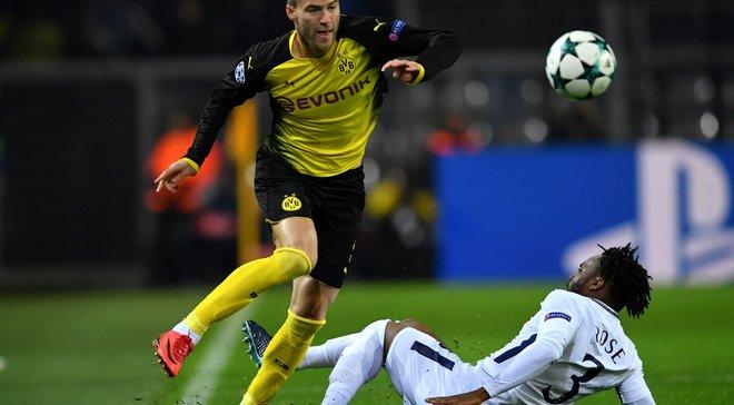 Борусія Дортмунд – Тоттенхем – 1:2 – Відео голів та огляд матчу