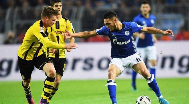 Борусія Дортмунд – Шальке: де дивитись онлайн матчу Бундесліги 2017/18