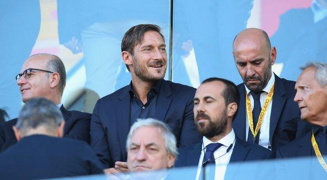Мончи: Дрожали коленки, когда сказал Тотти, что клуб не будет продлевать контракт