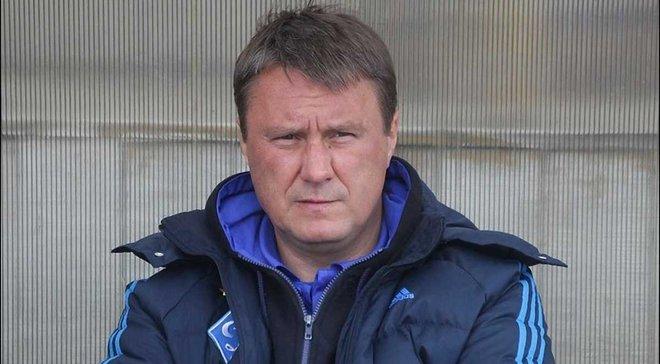Хацкевич: После матчей Лиги Европы у меня появилось достаточно седых волос