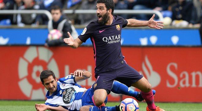 Туран заявил, что хочет покинуть Барселону
