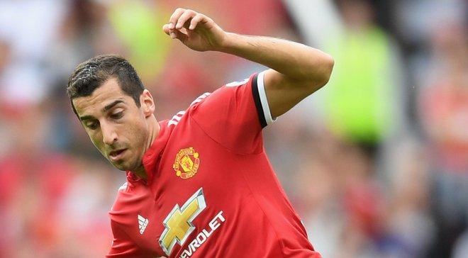 Мхітарян бореться, щоб продовжити кар'єру в Манчестер Юнайтед, – The Sun