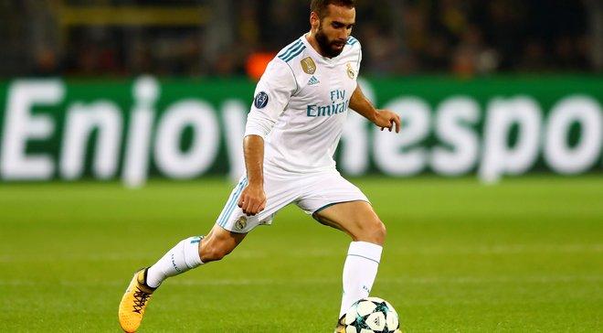 УЕФА подозревает Карвахаля в намеренном получении желтой карточки