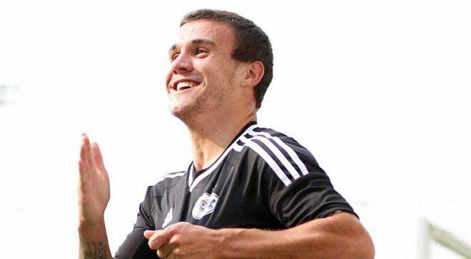 Деда забил за Карабах U-19 в матче против Челси