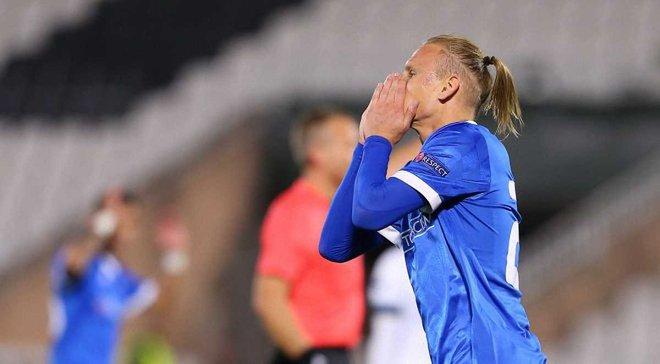 Скендербеу – Динамо: Віда не полетів на матч через серйозну м'язову травму