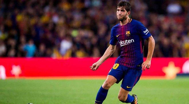 Серхі Роберто: Хочу залишитись у Барселоні до завершення кар'єри