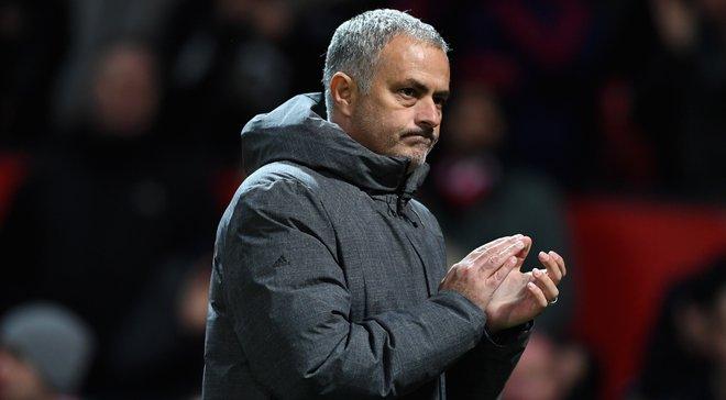 Моуринью: Манчестер Юнайтед не реализовал очень много моментов